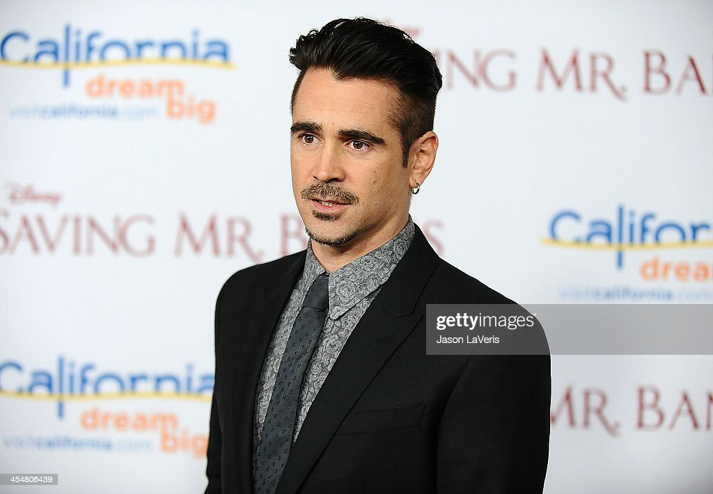 'Saving Mr. Banks' - Los Angeles Premiere - Arrivals : News Photo