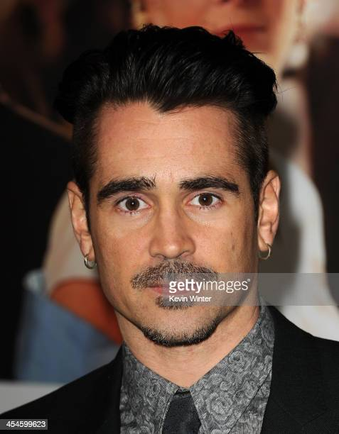 Actor Colin Farrell attends the US premiere of Disney's Saving Mr Banks the untold backstory of how the classic film Mary Poppins made it to the...