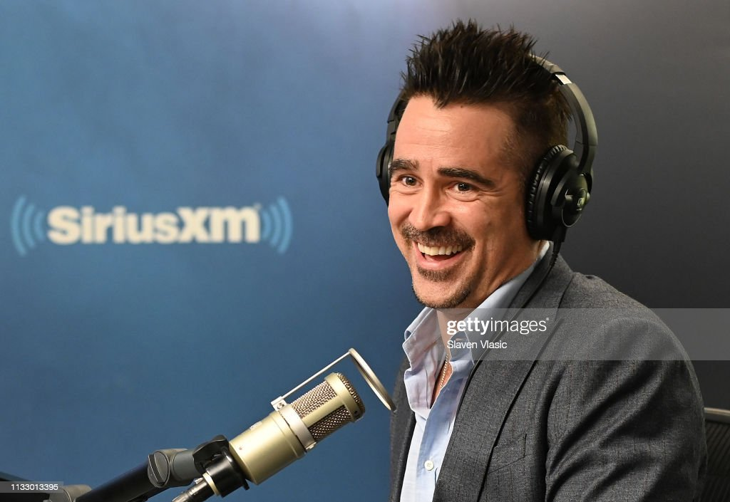 NY: Celebrities Visit SiriusXM - March 26, 2019