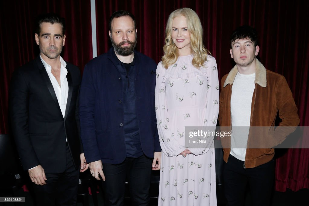 The Academy of Motion Picture Arts & Sciences Hosts an Official Academy Screening of THE KILLING OF A SACRED DEER