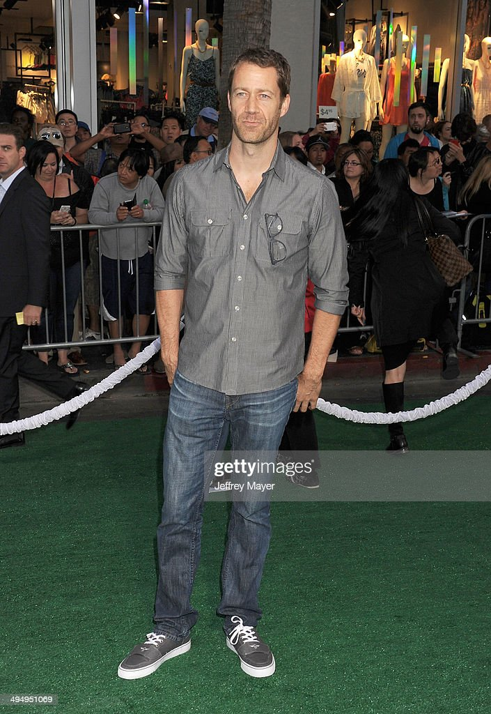 Actor Colin Ferguson arrives at the Los Angeles premiere of 'Million Dollar Arm' at the El Capitan Theatre on May 6, 2014 in Hollywood, California.