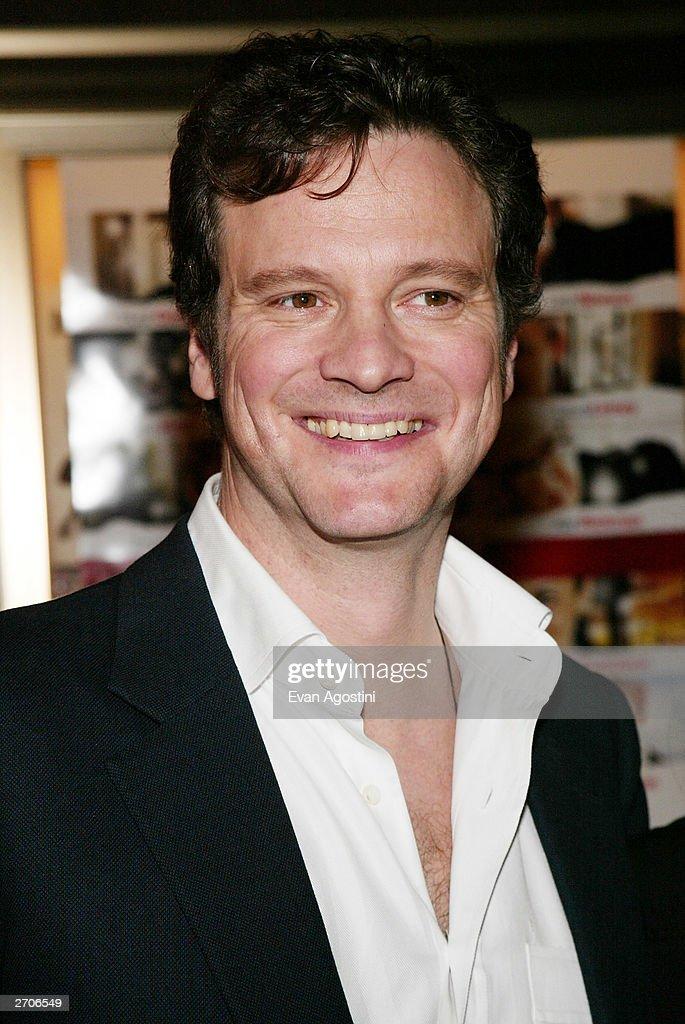 Colin Firth  : News Photo
