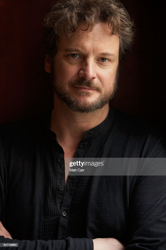 Actor Colin Firth from the film 'Easy Virtue', poses for a portrait during the 2008 Toronto International Film Festival on September 9, 2008 in Toronto, Canada.