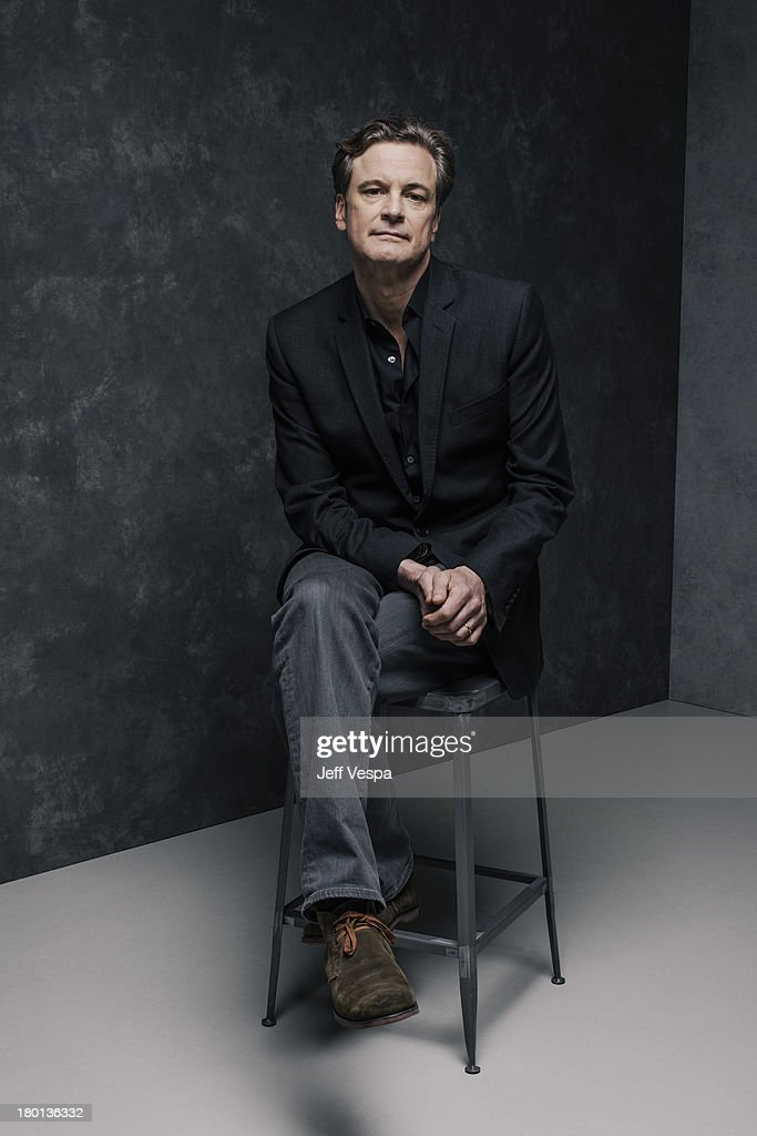 Colin Firth, Self Assignment, September 7, 2013