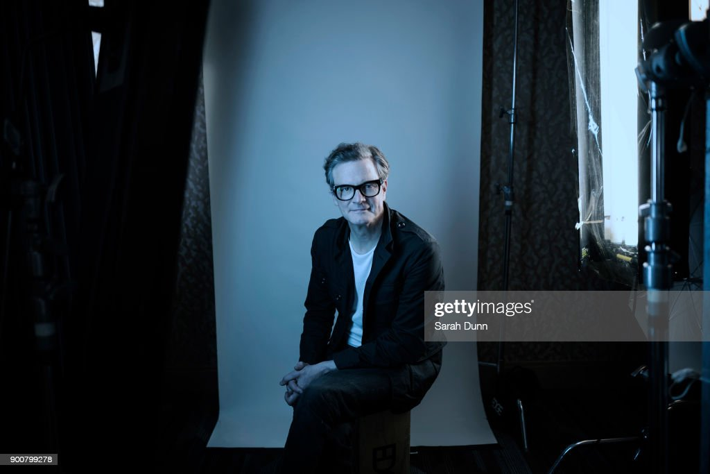 Actor Colin Firth is photographed for Empire magazine on July 20, 2017 in Los Angeles, California.