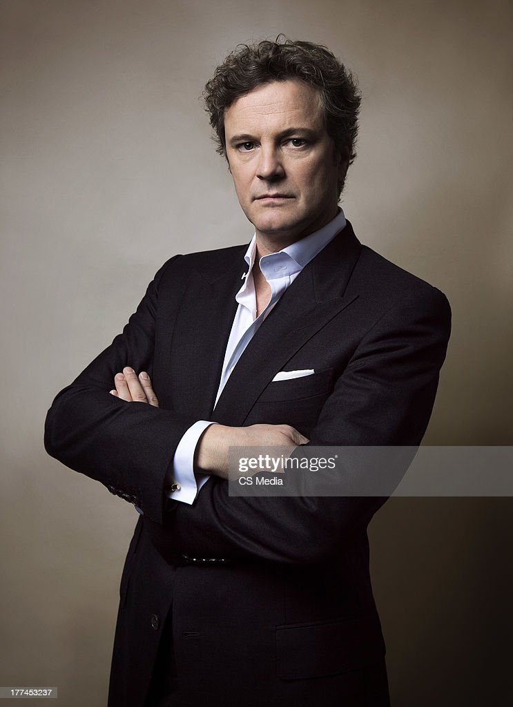 Colin Firth, Portrait shoot, September 15, 2009