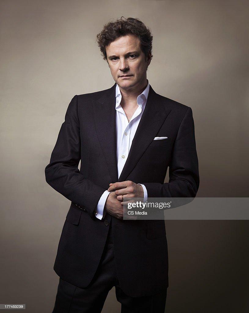 Colin Firth, Portrait shoot, September 15, 2009