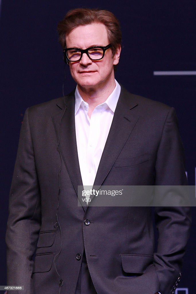 Actor Colin Firth The 83th Oscar Winner Attends Press Conference Of News Photo Getty Images