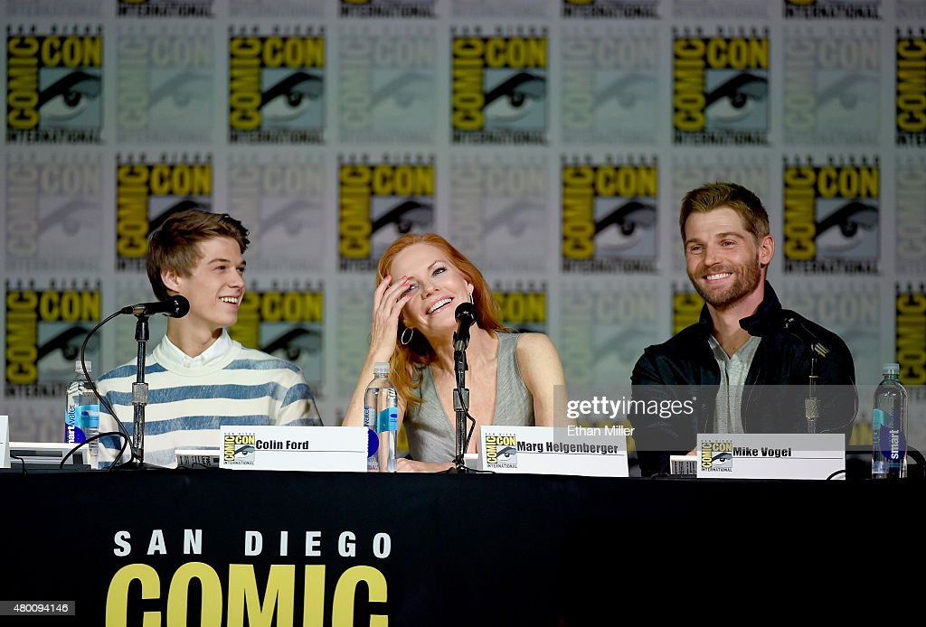 """Comic-Con International 2015 - CBS TV Studios Lineup Including """"Extant,"""" """"Limitless,"""" """"Scorpion,"""" """"Under The Dome"""" and """"Zoo"""""""
