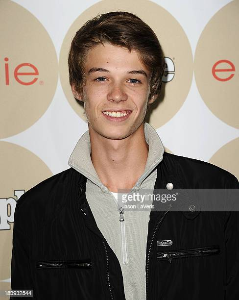 Actor Colin Ford attends People's Ones To Watch party at Hinoki the Bird on October 9 2013 in Los Angeles California