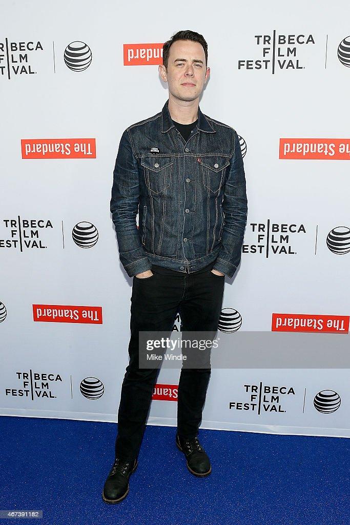 2015 Tribeca Film Festival LA Kickoff Reception At The Standard Hollywood