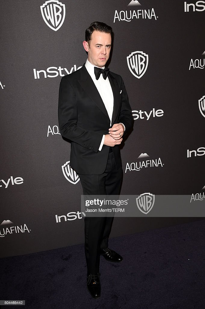 Actor Colin Hanks attends The 2016 InStyle And Warner Bros. 73rd Annual Golden Globe Awards Post-Party at The Beverly Hilton Hotel on January 10, 2016 in Beverly Hills, California.