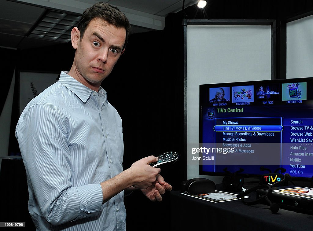 Actor Colin Hanks attends the Gift Lounge at the 28th Rock and Roll Hall of Fame Induction Ceremony presented by I Can't Believe It's Not Butter! 'Breakfast After Dark' produced by On 3 Productions at Nokia Theatre L.A. Live on April 17, 2013 in Los Angeles, California.