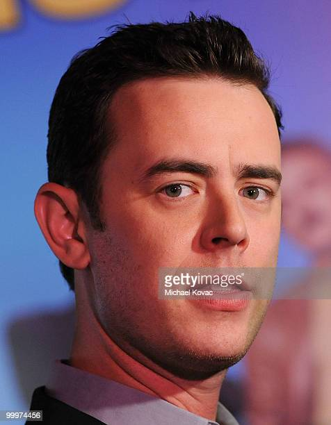 """Actor Colin Hanks attends """"The Good Guys, Bad Guys, Hot Cars"""" exhibition opening reception at Petersen Automotive Museum on May 18, 2010 in Los..."""