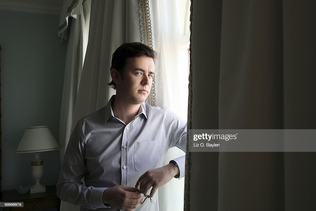 Actor Colin Hanks is photographed at the Casa Del Mar hotel in Santa Monica, CA on January 11, 2008 for the Los Angeles Times.