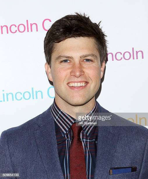 Actor Colin Jost attends the 2016 American Songbook Gala at Alice Tully Hall Lincoln Center on February 11 2016 in New York City