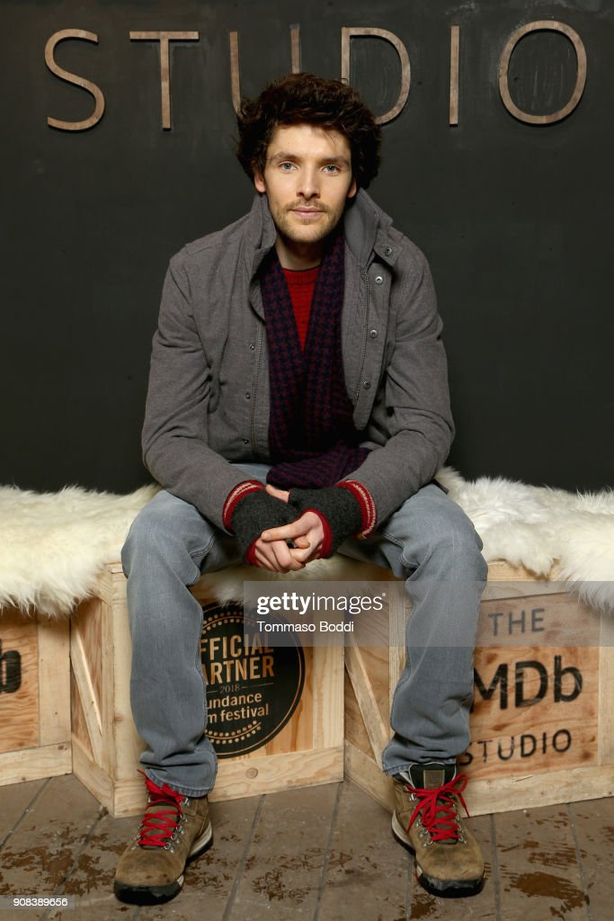 Actor Colin Morgan of 'The Happy Prince' attends The IMDb