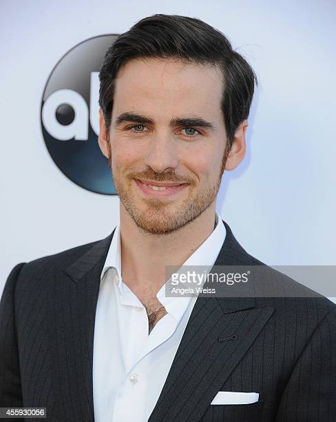 """Actor Colin O'Donoghue attends ABC's """"Once Upon A Time"""" Season 4 red carpet premiere at the El Capitan Theatre on September 21, 2014 in Hollywood,..."""