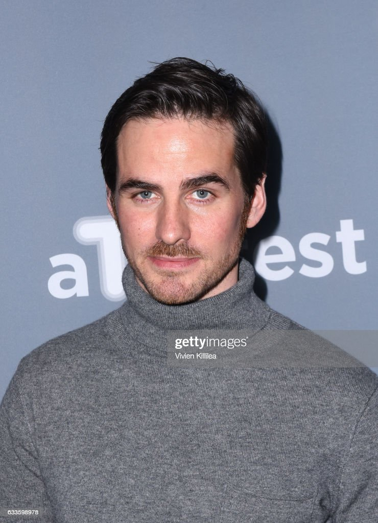 Actor Colin O'Donoghue attends 'Once Upon A Time' press junket on Day One of aTVfest 2017 presented by SCAD on February 2, 2017 in Atlanta, Georgia.