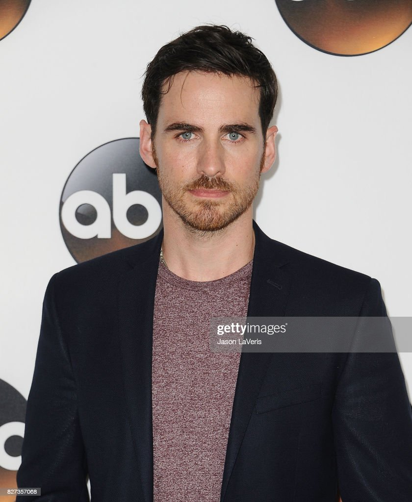 Actor Colin O'Donoghue attends the Disney ABC Television Group TCA summer press tour at The Beverly Hilton Hotel on August 6, 2017 in Beverly Hills, California.