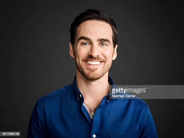 Actor Colin O'Donoghue from 'Once Upon a Time' is photographed for Entertainment Weekly Magazine on July 23 2016 at Comic Con in the Hard Rock Hotel...