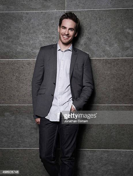 Actor Colin O'Donoghue is photographed on November 20 2010 in Los Angeles United States