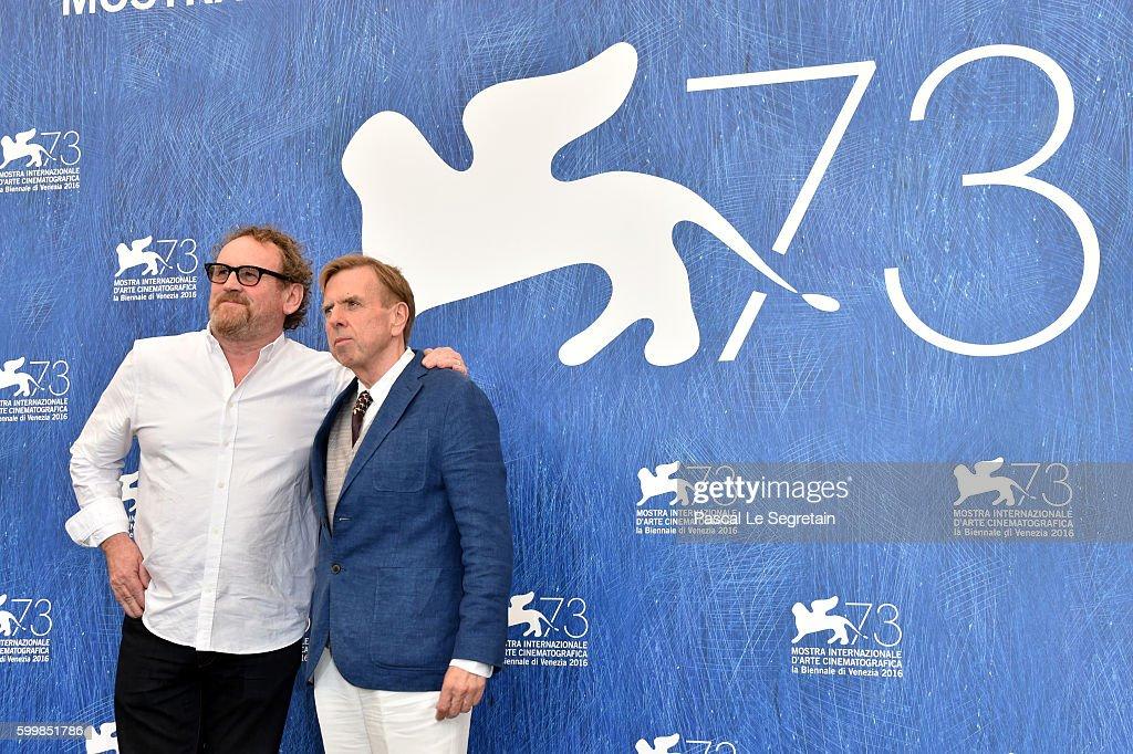 'The Journey' Photocall - 73rd Venice Film Festival : Fotografia de notícias