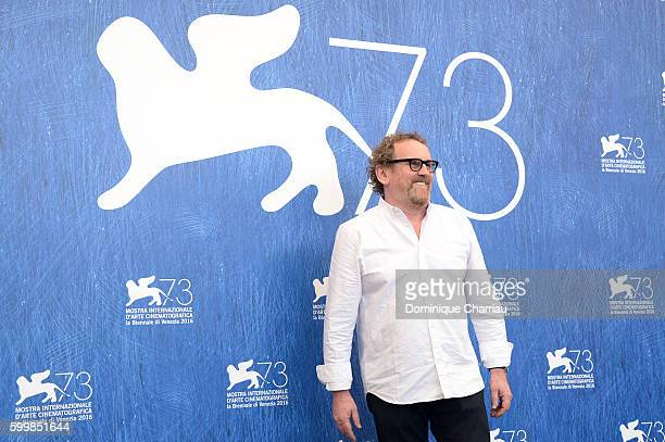 Actor Colm Meaney attends a photocall for 'The Journey' during the 73rd Venice Film Festival at Palazzo del Casino on September 7 2016 in Venice Italy