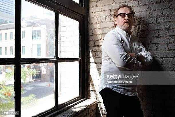 Actor Colm Meaney is photographed for MovieMaker Magazine on September 10 2016 in Toronto Canada