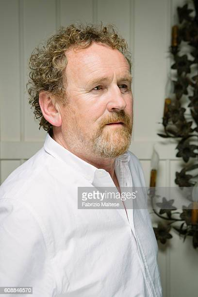 Actor Colm Meaney is photographed for Self Assignment on September 7 2016 in Venice Italy