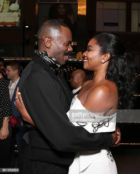 Actor Colman Domingo and actress Gabrielle Union attend Fox Searchlight's 'The Birth of a Nation' special presentation during the 2016 Toronto...
