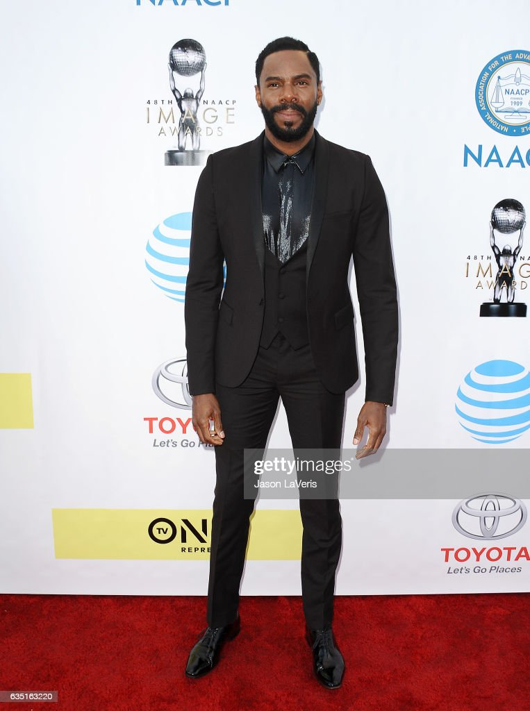 Actor Colman Domingo attends the 48th NAACP Image Awards at Pasadena Civic Auditorium on February 11, 2017 in Pasadena, California.