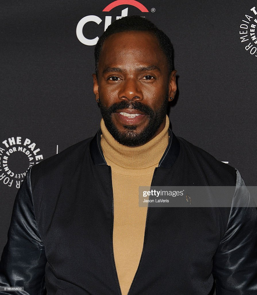 Actor Colman Domingo attends the 'Fear The Walking Dead' event at the 33rd annual PaleyFest at Dolby Theatre on March 19, 2016 in Hollywood, California.
