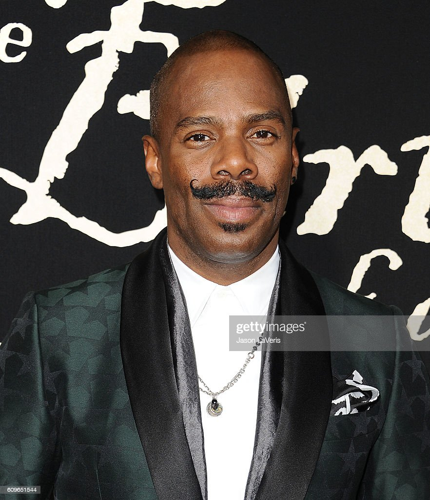Actor Colman Domingo attends the premiere of 'The Birth of a Nation' at ArcLight Cinemas Cinerama Dome on September 21, 2016 in Hollywood, California.