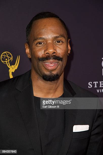 Actor Colman Domingo attends the Television Academy's Performers Peer Group Celebration at Montage Beverly Hills on August 22 2016 in Beverly Hills...