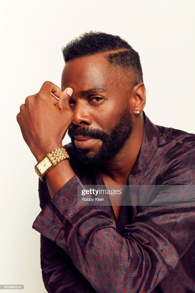 Actor Colman Domingo from AMC's 'Fear of the Walking Dead' poses for a portrait during Comic-Con 2017 at Hard Rock Hotel San Diego on July 20, 2017 in San Diego, California.