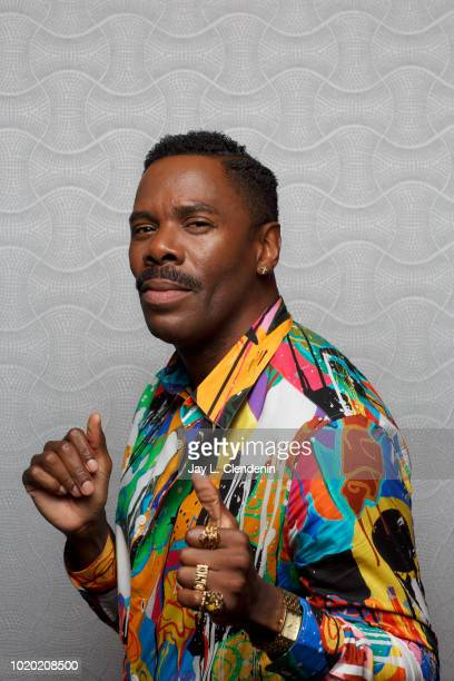 Actor Colman Domingo from 'Fear the Walking Dead' is photographed for Los Angeles Times on July 20 2018 in San Diego California PUBLISHED IMAGE...