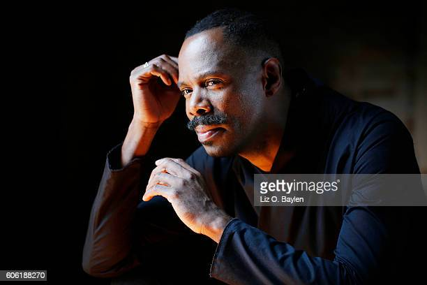 Actor Colman Domingo is photographed for Los Angeles Times on September 1 2016 in Los Angeles California PUBLISHED IMAGE CREDIT MUST READ Liz O...