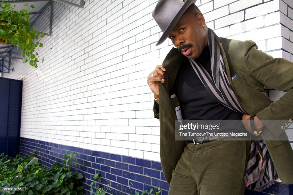 Actor Colman Domingo is photographed for The Untitled Magazine on October 5, 2016 in Los Angeles, California. PUBLISHED IMAGE.
