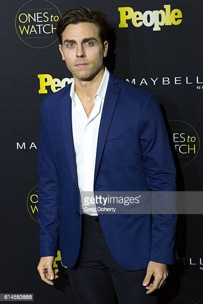 Actor Colt Prattes arrives at the People's 'Ones To Watch' party at EP LP on October 13 2016 in West Hollywood California