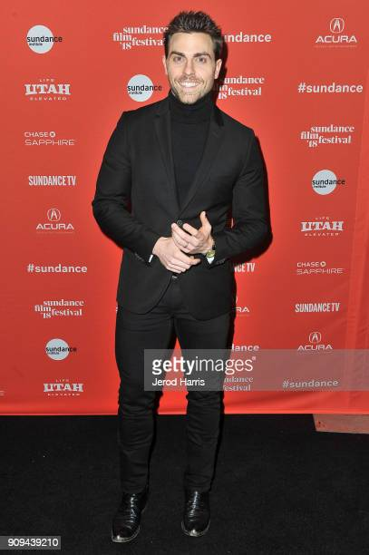 Actor Colt Prattes attends the Indie Episodic Program 2 during the 2018 Sundance Film Festival at Park Avenue Theater on January 23 2018 in Park City...