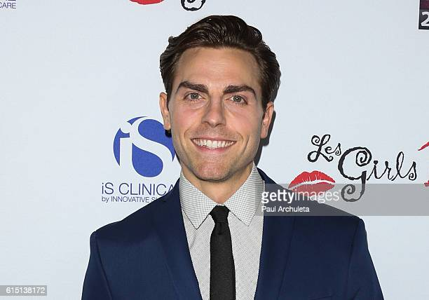 Actor Colt Prattes attends the National Breast Cancer Coalition's 16th Annual Les Girls Cabaret event at Avalon Hollywood on October 16 2016 in Los...