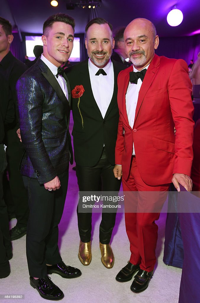 23rd Annual Elton John AIDS Foundation Academy Awards Viewing Party - Inside : News Photo
