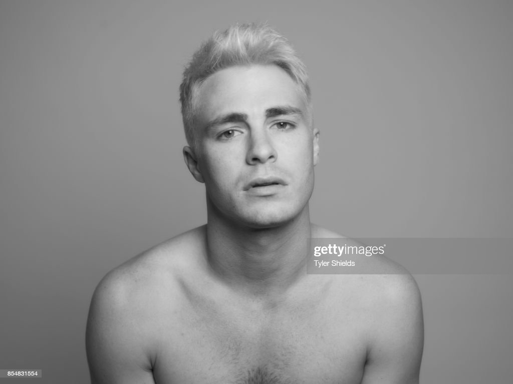 Colton Haynes, Self Assignment, May 28, 2016