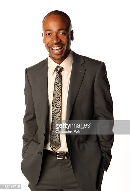 Actor Columbus Short poses for a portrait at the 43rd NAACP Image Awards held at The Shrine Auditorium on February 17 2012 in Los Angeles California