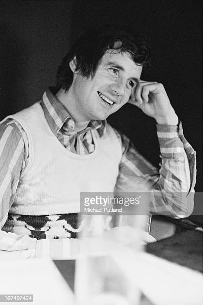 Actor comedian and scriptwriter Michael Palin of the Monty Python comedy group 13th December 1972