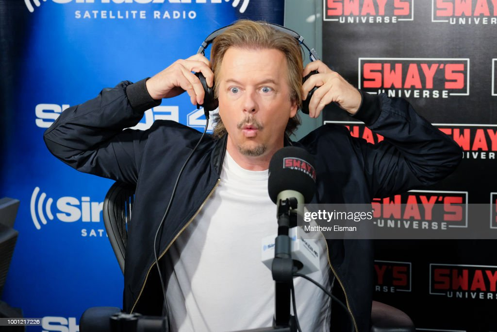 Celebrities Visit SiriusXM - July 18, 2018