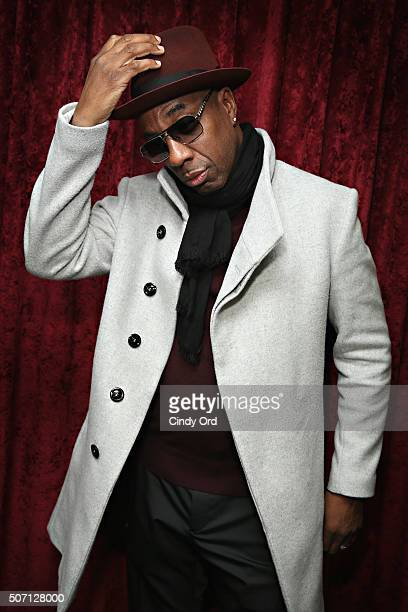 Actor/ comedian J B Smoove visits the SiriusXM Studios on January 27 2016 in New York City