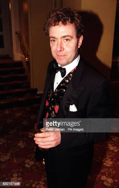 Actor / comedian John Sessions, at the Royal Television Society Programme Awards at London's Grosvenor House Hotel.