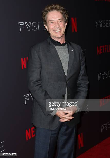 Actor / Comedian Martin Short attends the #NETFLIXFYSEE Neflix Is A Joke at Netflix FYSEE At Raleigh Studios on May 11 2018 in Los Angeles California